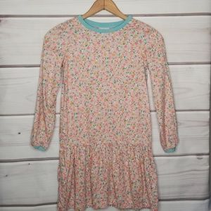 Hanna Andersson Floral Dress Size 10